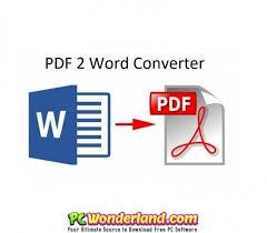 pdf2word converter 3 1 0 174 free