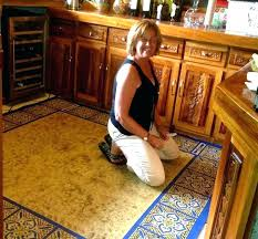 how to keep a throw rug from moving on carpet how to keep rugs from slipping