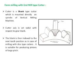Gear Manufacturing Processes