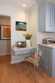 office floating desk small. White Kitchen With Floating Desk Drawer And Multicolored Striped Chair Office Small G