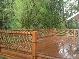 Rope Deck Railings and Wooden Flooring: 12 Breathtaking Rope Deck Railing  Ideas