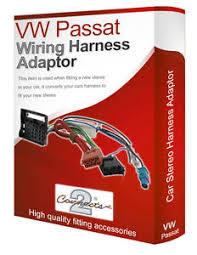 vw passat radio stereo wiring harness adapter lead loom iso image is loading vw passat radio stereo wiring harness adapter lead