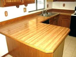 wood laminate countertop petrified kitchen fake countertops home