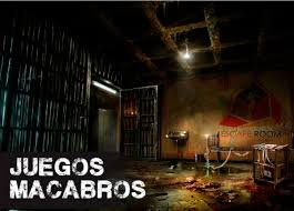 Amores aquí les dejo este nuevo videito.con todo mi amor para ustedes. Juegos Macabros Escape Room Colombia