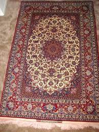 details about antique masterpiece seirafian persian iranian isfahan hand knotted rug carpet