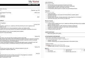 New Grad Nursing Resume Clinical Experience Experience Nurse Resume