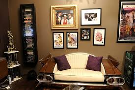 featured in man caves episode rainn wilson the home office cave