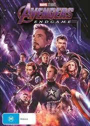 <b>Avengers 4 Endgame</b> | Sanity