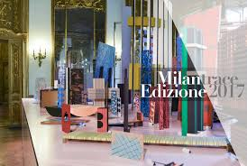 Milan Design Week Schedule Milan Design Week 2017 Highlights Milantrace2017