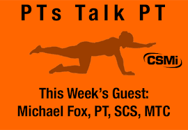 pts talk pt michael fox of star physical therapy csmi solutions wedoessay com write my essay