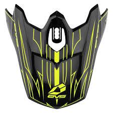 Evs Helmet Size Chart Evs Sports Visor For T3 Pinner Youth Helmet