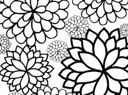 Small Flower Coloring Pages Qnrfsubmission