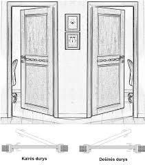 open door pencil drawing clipartxtras