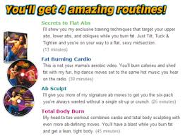 Hip Hop Abs Workout Chart Shaun Ts Hip Hop Abs Review Dancing Your Way To Washboard