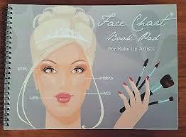 Face Chart Makeup Book Saubhaya Makeup