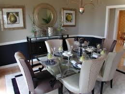 Farmhouse Dining Room Makeover Martha Washington Style Chairs - Formal farmhouse dining room ideas