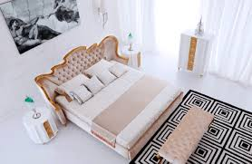 Modern Baroque Bedroom Luxury Bedroom Furniture Baroque Bed Luxury Bed Set Mirage