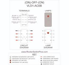 on off on switch red led rocker switch pros on off on switch red led