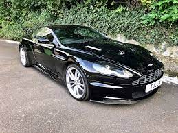 Used 2009 Aston Martin Dbs V12 For Sale U5373 Tollcross Garage 1961 Ltd