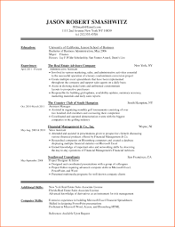Resume Template Free 6 Microsoft Word Doc Professional Job And