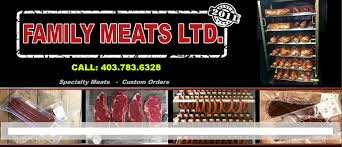 Wild Game Meat Cutting Chart Family Meats Ltd