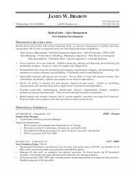 Medical Sales Resume Examples classy medical device sales resume examples with additional resume 27