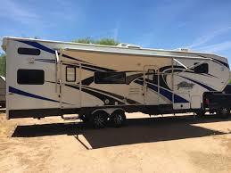 2016 used eclipse recreational vehicles atude 33g2s toy hauler in arizona az