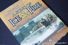 book review the art of george r r martin s a song of ice and  book review the art of george r r martin s a song of ice and fire volume 1 2 parka