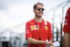 Show more posts from vettelofficial. Sebastian Vettel Ferrari Contract Talks Have Already Begun Motor Sport Magazine