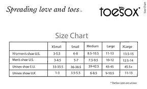 Ballet Rosa Size Chart Toesox Grip Full Toe Elle Ballet Rosa Pequeño