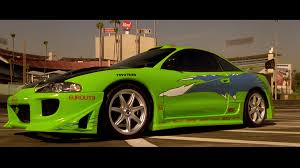 mitsubishi eclipse wallpaper. mitsubishi eclipse fast and furious wallpaper u