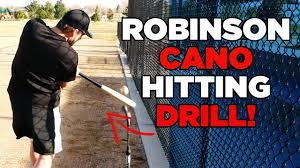 Robinson Cano BEST Hitting Drill ...