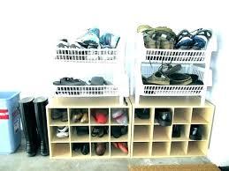 closet shoe organizer hanging shoes rack cool pair racks ikea mackapar malaysia