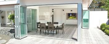 glass bifold doors alluring glass doors with bi fold glass patio doors frameless glass bi fold