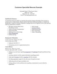 How To Make A Resume With No Experience Example No Job Experience