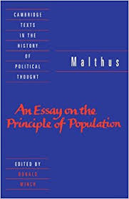 how to write papers about malthusian theory of population essay figure 1 shows that while population and food supplies achieved optimum growth at the hastily written text an essay on the principle of population as it