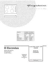 parts for frigidaire fec30s6abe cooktop appliancepartspros com Frigidaire Dishwasher Schematic Diagram at Frigidaire Model Number Fec30s6asc Wire Diagram