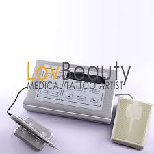 digital permanent makeup machine lov cal tattoo device one handpiece kit