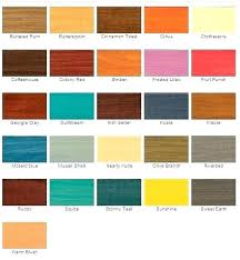 Water Based Stain Colors Iaskedonline Club