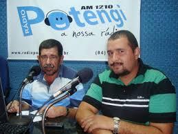 Resultado de imagem para fotos dos estúdios da rádio potengi
