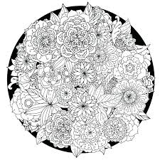 Mandala Coloring Pages Pdf Intricate Coloring Pages Intricate