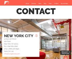 Work Portfolio The Anatomy Of A Perfect Portfolio Website To Showcase Your Work