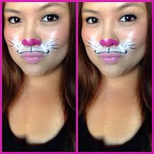 bunny rabbit make up
