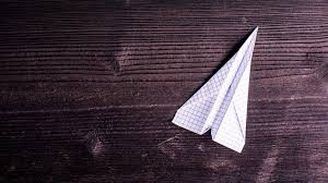 diffe paper airplanes
