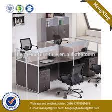top quality office desk workstation. Wonderful Top Top Quality Unic Design 4 Seats Workstation ULMFC5131 In Office Desk R