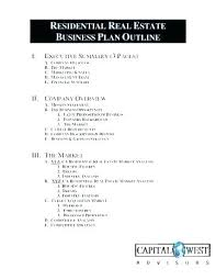 Industry Analysis Report Template Equity Research Report Template
