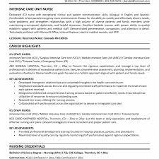 Sample Staff Nurse Resume Sample Comprehensive Resume for Nurses 60 Sample New Rn Resume Nurse 50