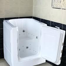 kohler walkin tubs by a stylish alternative to institutional looking or walk in baths design for kohler walkin tubs