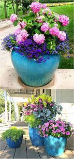Full Size of Plant:large Flower Pots Beautiful Tall Flower Planters 24  Stunning Container Garden ...