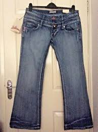 bnwt joe browns distressed rockstar bootcut jeans size 16 waist 34 leg 32
